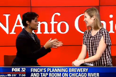 "Jackie Kostek and Darlene Hill talk about some of DNAinfo.com's neighborhood stories on ""Good Day Chicago."""