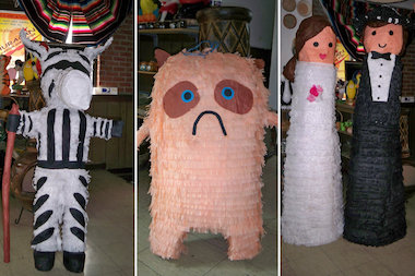 Want a $200, 7-Foot-Tall Pinata? Here's Where You Can Buy One