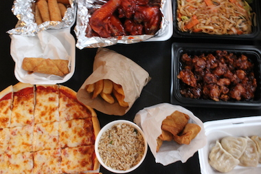 What's the Most Popular Food Ordered by Chicagoans on GrubHub?