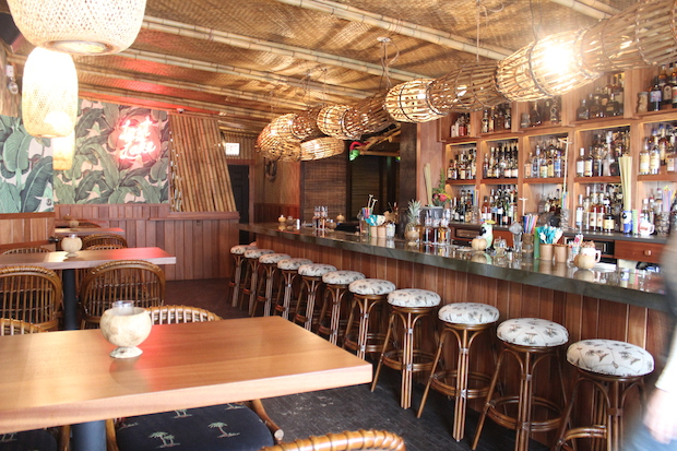 Lost lake tiki bar opens in logan square tuesday a look for Jj fish chicago ave