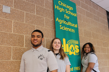 Ag School Students Behind Effort To Give Backpacks Of Food To Homeless