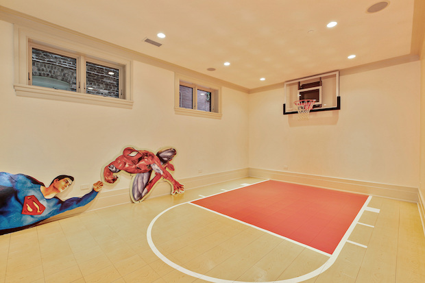 Indoor basketball court cost best basketball 2017 for Indoor sport court cost