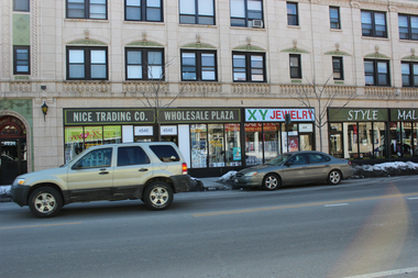 uptown 39 s best kept secret wholesale shops bring in
