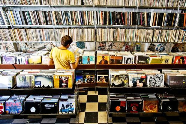 Are Vinyl Record Stores Profitable New Pilsen Shop Hopes
