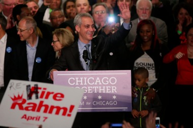 Poor, Black Chicagoans Overwhelmingly Picked Rahm Over Chuy