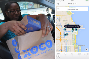 Uber to Start Delivering Lunches Downtown With UberEATS Service