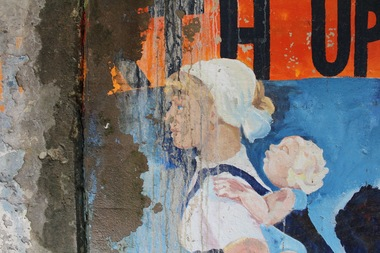 Artist To Restore Her 43-Year-Old Mural, One of 1st by a Woman in City