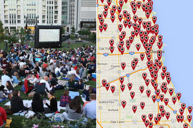 Movies in the Parks 2015: The Complete List of What's Playing in 163 Parks
