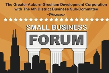 Auburn Gresham's Small Business Forum Set for June 9