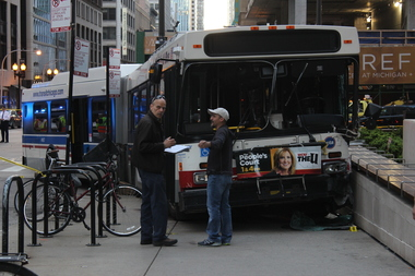Bus Driver in Fatal Michigan Avenue Crash Was Rookie CTA Employee
