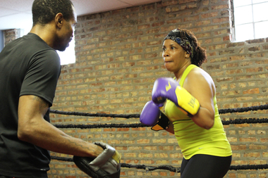 Englewood Native Opens Gym, Hopes to Inspire Youth and Promote Fitness