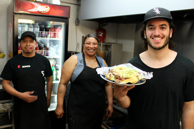 Decadent 'Gym Shoe' at Stony Sub Might Be South Side's Best Sandwich Ever