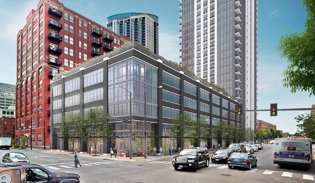 proposed river north apartment building is 39 dead 39 alderman says river north chicago dnainfo. Black Bedroom Furniture Sets. Home Design Ideas