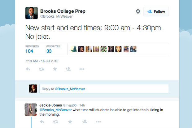 Why should high schools start later?