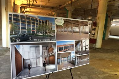 39 The Fields 39 To Bring Jobs Shops To Vacant Logan Square Warehouse Logan Square Chicago