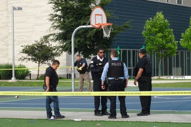 Boy Struck by SUV on South Shore Basketball Court,  Police Say
