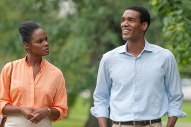 Barack and Michelle Obama's Romance Returns to Hyde Park With New Film