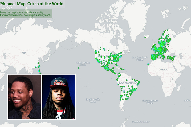 Spotify map shows chicagos distinctive musical taste homegrown rap spotify map shows chicagos distinctive musical taste homegrown rap is big englewood chicago dnainfo gumiabroncs Images