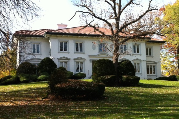Beverly mansion is taxpayer owned home for chicago state for State college home builders