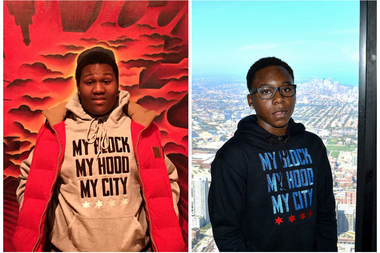 1st Trips to Greektown, Willis Tower Life-Changing for North LawndaleTeens