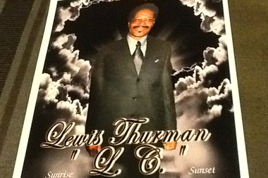 Lewis Thurman