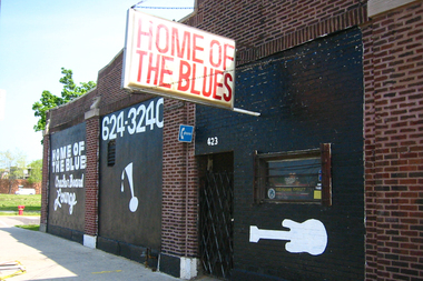 The Checkerboard Lounge moved to Hyde Park from 43rd Street after problems with its building.
