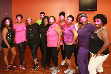 Burlesque Fitness Class Offered at Auburn Gresham Fitness and Dance Studio