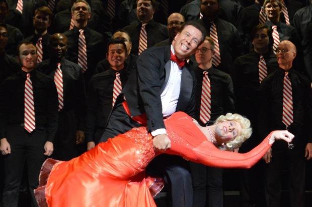 from Donald la gay men/x27s chorus