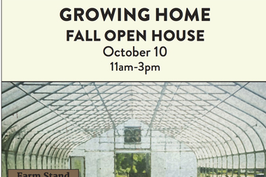Watch Cooking Demonstrations at Growing Home's Open House Saturday