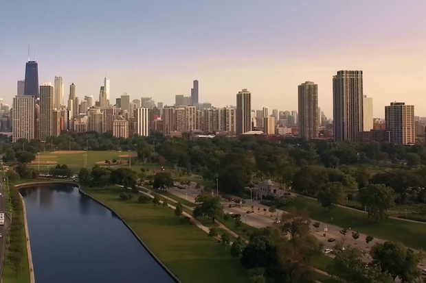 Homesick Chicagoans Make Amazing Drone Video of the City, Its People