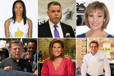 From Celebrity Chefs To Police Chiefs, Chicago Newsmakers Give Thanks