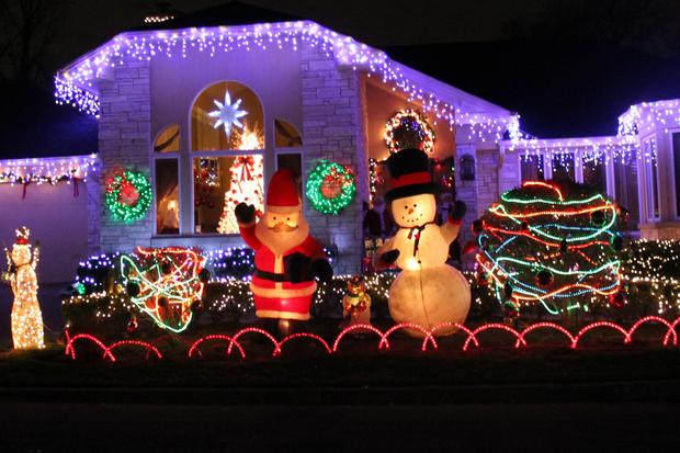 Christmas Lights For Outside House