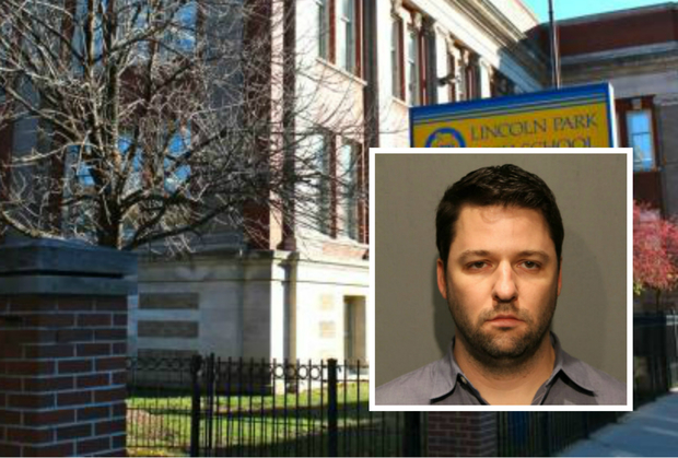 Lincoln Park High School Teacher Charged With Sexually