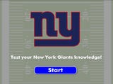 Test Your New York Giants Knowledge