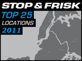 Port Authority is Top Stop-and-Frisk Hotspot Regardless of Race