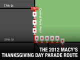 Macy's Thanksgiving Day Parade to Wow Spectators Along New Route