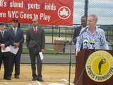 Randall's Island Tennis Plan Delayed Over Fears it Priced Out Locals