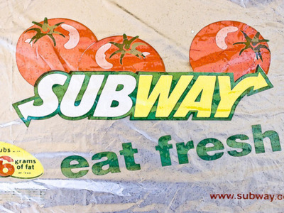 Three men attempted to rob a Subway restaurant in Baychester.