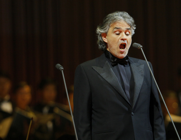Italian tenor Andrea Bocelli is one of several world-class entertainers slated to perform at the new Barclays Center arena in Brooklyn, but the arena has yet to schedule any events intended to benefit local non-profits.