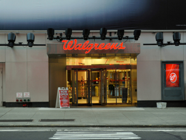Walgreens began selling fresh food products at several of its Manhattan store locations in 2010.