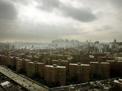 <p>The Stuyvesant Town and Peter Cooper Village complex sits on 80 acres on Manhattan&#39;s East Side.</p>