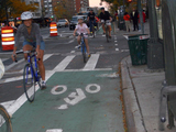 City Proposes Expanding Columbus Avenue Bike Lane by 26 Blocks