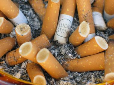 Half city's cigarettes go untaxed thanks to black market smuggling.
