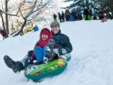 Where to Enjoy Sledding in New York City After the Blizzard