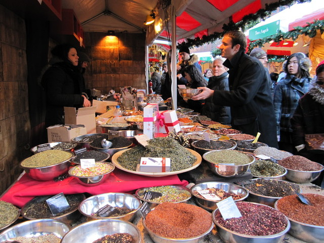 <p>The Union Square Holiday Market will feature more food vendors than ever before in its 2012 season.</p>