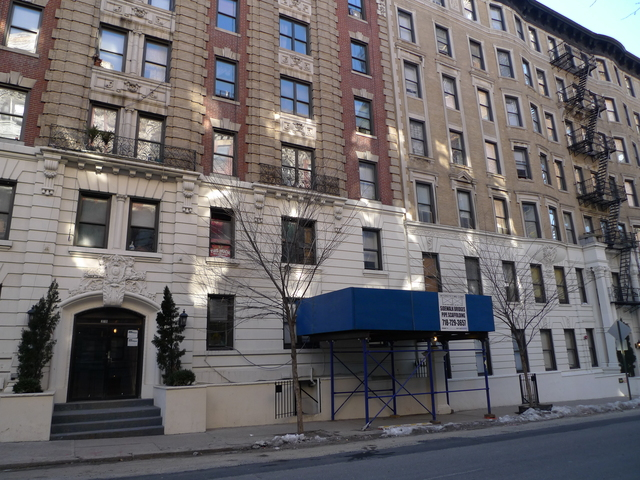 SRO buildings on West 95th Street have rented rooms to tourists, and have also been used to house homeless people.