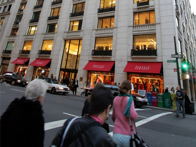 For shoppers who can't afford much at Barneys' Fifth Avenue flagship, the Chelsea warehouse sale starts Aug. 23.