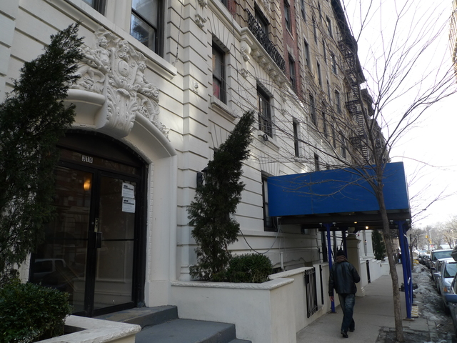 316 W. 95th Street is one of three SRO buildings the city sued in 2007.