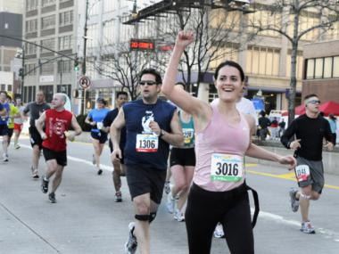 The 2010 NYC Half-Marathon drew complaints from some Lower Manhattan residents.