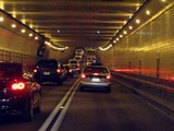 Lincoln Tunnel Briefly Closes Westbound Lanes Because of Fuel Spill